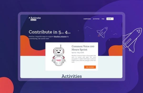 Mozilla Activate